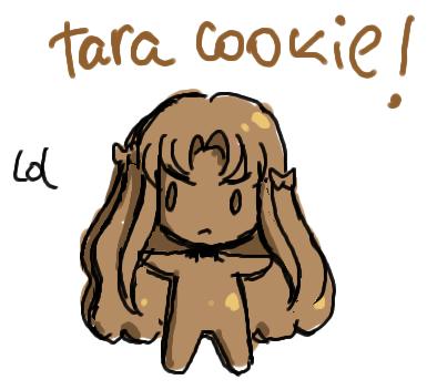 Your Tara evolved into CHOCOTARA