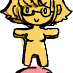 Girl Cookie Totem