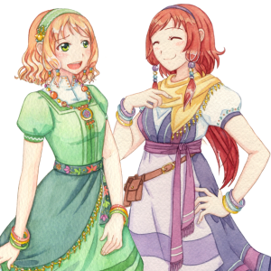 Sprites for Anise & Lynae